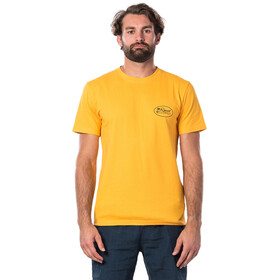 Rip Curl Aloha State S/S Tee Men gold